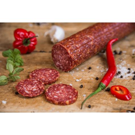 Spansk Chorizopølse - Mattradisjon - Svindland