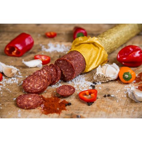 Pepperoni Spekepølse 600 gram - Svindland
