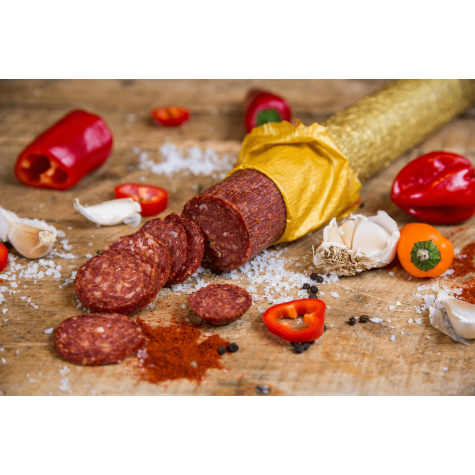 Pepperoni - Mattradisjon - Svindland