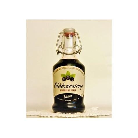 Reisa Blåbærsirup Bygelflaske 220 ml